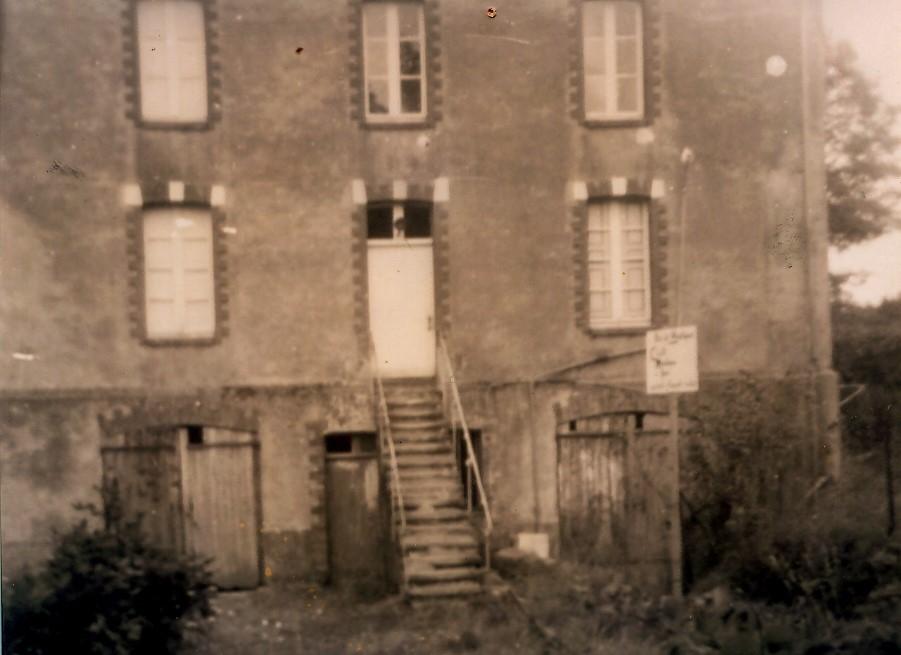 La maison en 1974