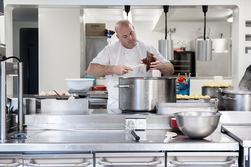 cuisine relais saint clair